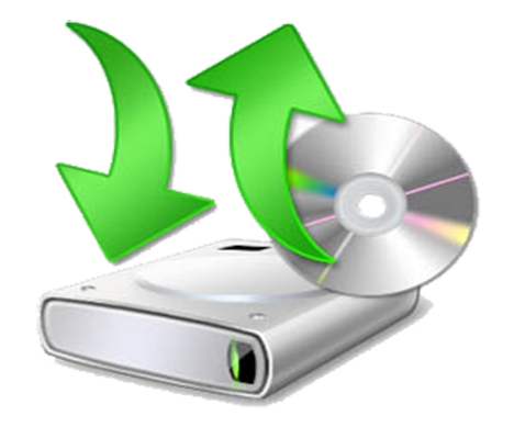 Recover files from damaged dvd disk